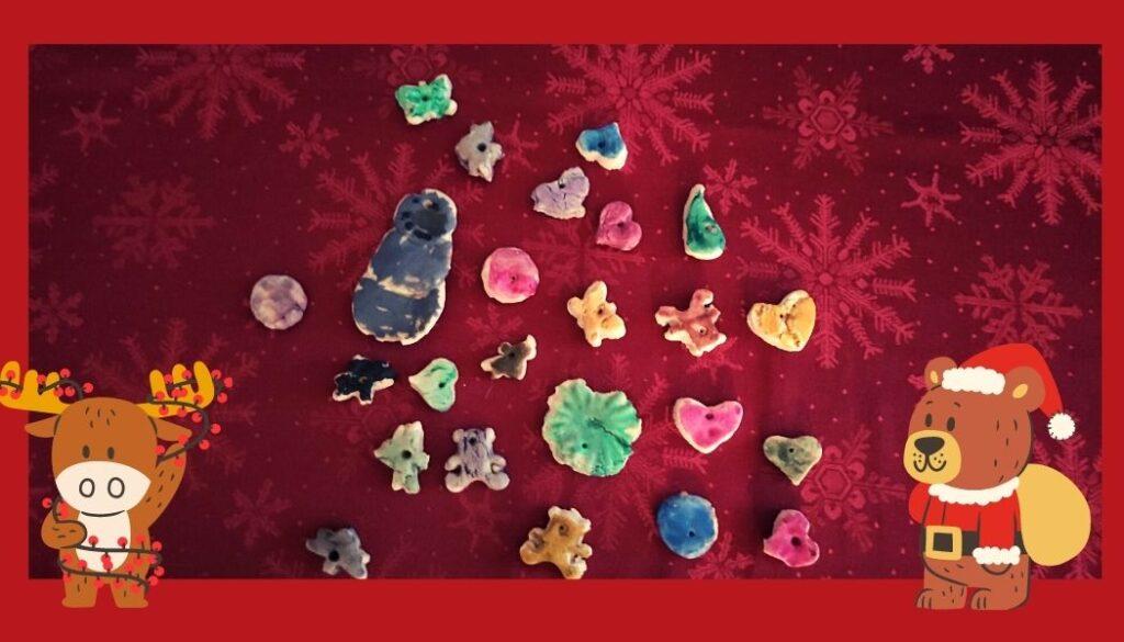 Χριστουγεννιάτικα στολίδια αλατοζύμης, Παραμυθόσπιτο
